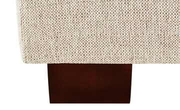 SOHO Sofa braun - Webstoff Franka