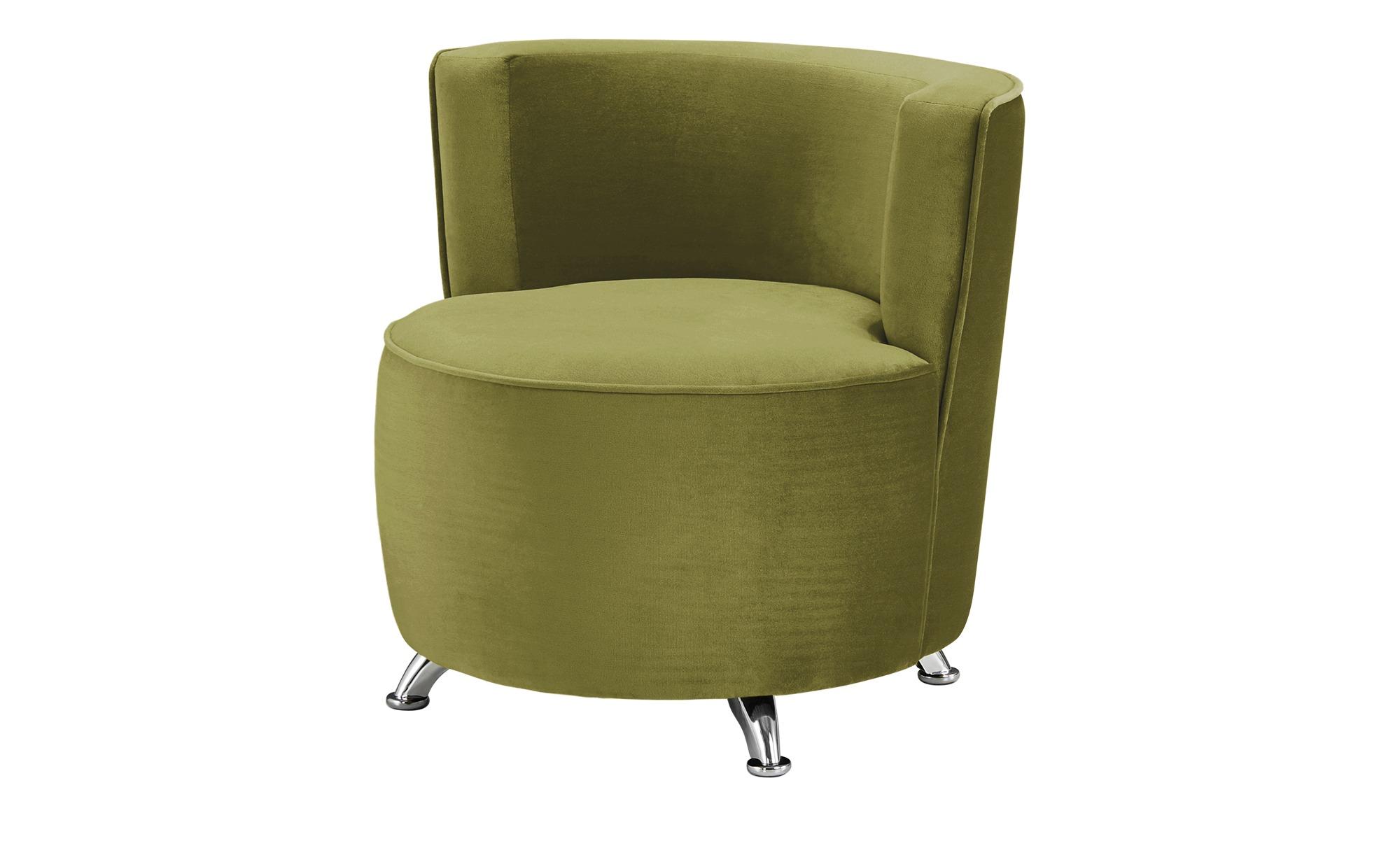 smart Sessel grün - Stoff Baby